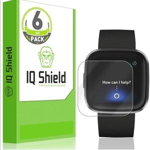 IQ Shield Screen Protector 6 pack